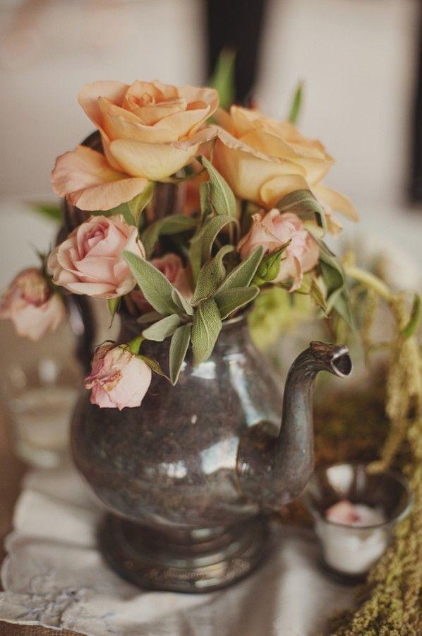 Best teapot centerpiece ideas on pinterest tea party
