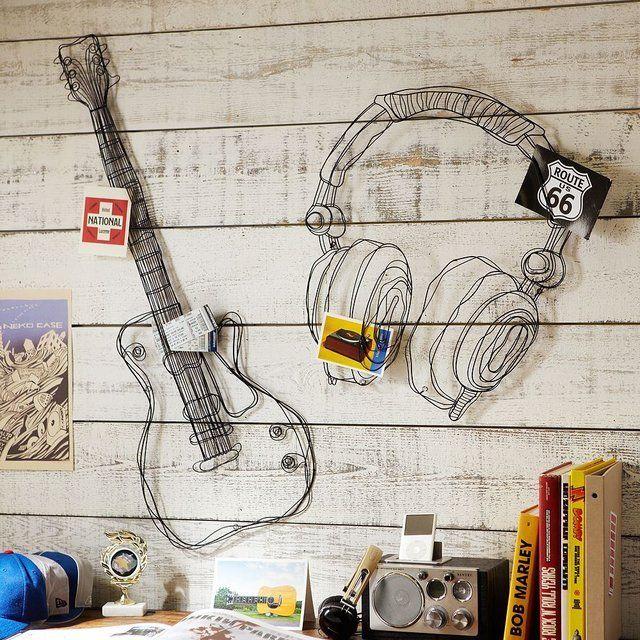 Wire Music Decor                                                                                                                                                     More