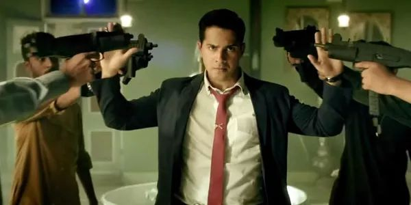 #Dishoom shows #Pakistan in good light, I don't know why they banned it: #VarunDhawan