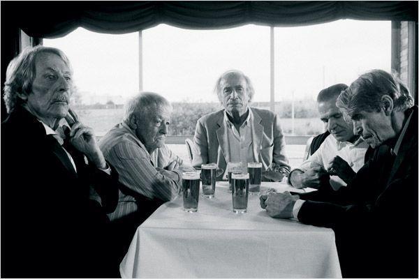 J'ai toujours rêvé d'être un gangster : Photo Jean Rochefort, Jean-Pierre Kalfon, Laurent Terzieff, Roger Dumas, Roger Dumas (II...
