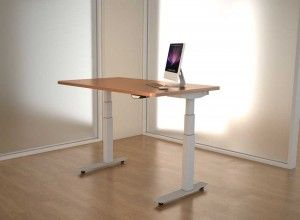 Adjustable Height Desks Break The Monotony at the Office – Modern Office Furniture