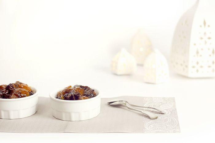 Crockpotting | Compota de Navidad. Receta para Crock Pot | http://www.crockpotting.es #crockpot #slowcooker #recipes #recetas #postres #desserts #navidad