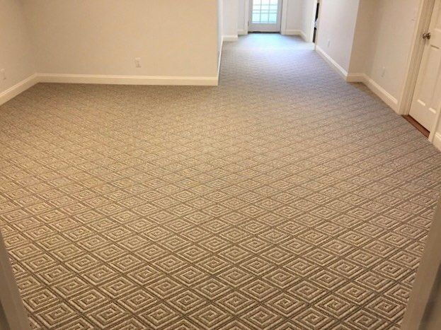 Not Your Average Basement Carpet Installed Wall To Wall The Pattern And Texture Of This Polysisal Indoor Outdoor Carpet Indoor Outdoor Carpet Basement Carpet
