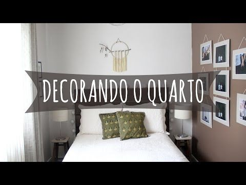 Home Custom: decorando o quarto - Moda Custom