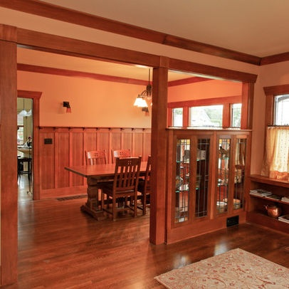 Wainscot And Plate Rail Design Ideas Pictures Remodel