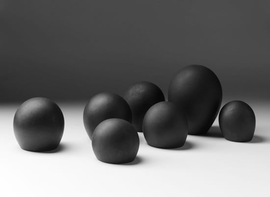 Belinda Winkler. Gravity #5, Solid Bronze, Composition of 7, Approximate dimensions 450W x 210H x 350D mm, 2011, Photography by Peter Whyte