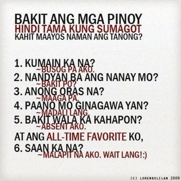 Joke Love Quotes For Him Tagalog : ... Funny Humor, Pinoy Culture, Tagalog Quotes, Tagalog Funny Quotes Jokes