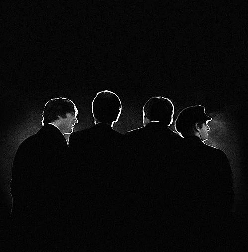 The Beatles Illuminated, 1964 by Mike Mitchell