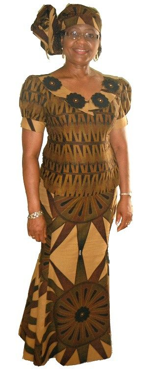 African dress patterns african outfits and career wear on pinterest