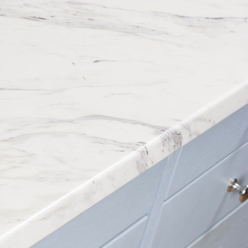 Calcutta-Marble-Laminate-Kitchen-Worktops-38mm-Marble-Effect-Edging-Included