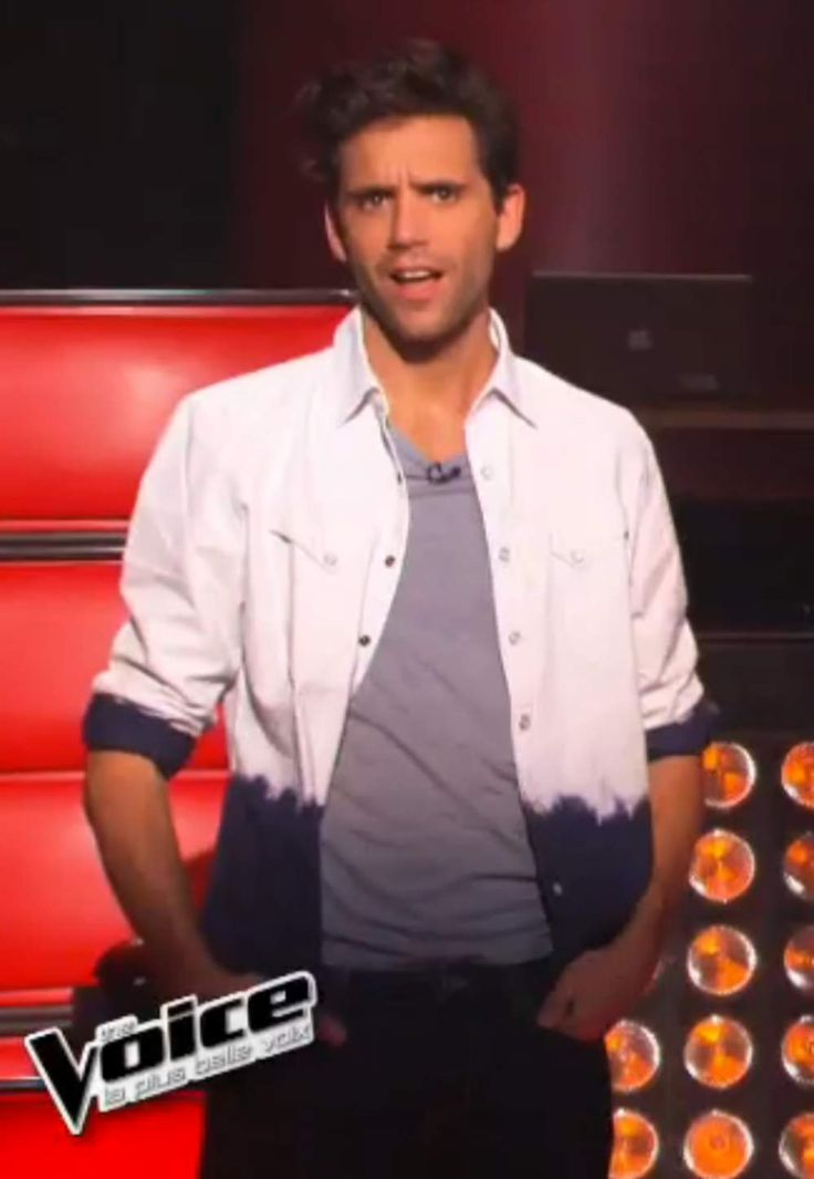 Mika on The Voice 2015