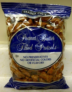 What's Good at Trader Joe's?: Trader Joe's Peanut Butter Filled Pretzels