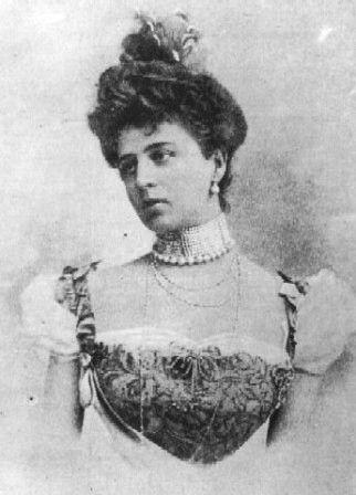 Franca Florio, all'anagrafe Donna Franca Jacona della Motta dei baroni di San Giuliano (1873-1950).