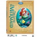 Win Disney's The Little Mermaid on Blu-Ray & DVD! (sponsored) giveaway ends 9/30 from Must Have Mom!