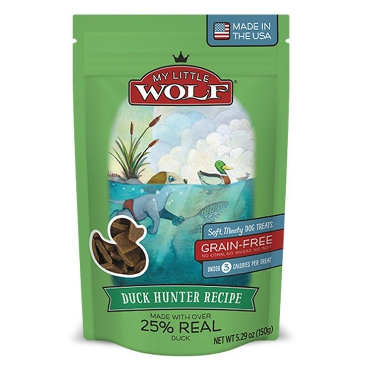 Pets Tips & Products My Little Wolf Duck Hunter Recipe