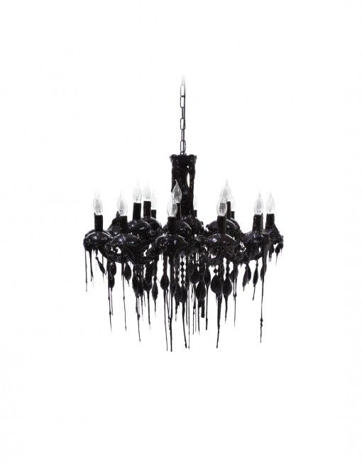 Hot Crown by Piet Boon® 18-light chandelier