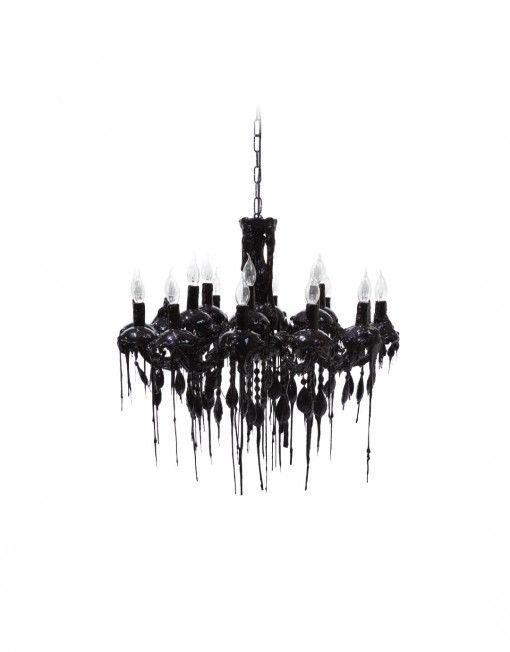Hot Crown by Piet Boon® 18-light chandelier