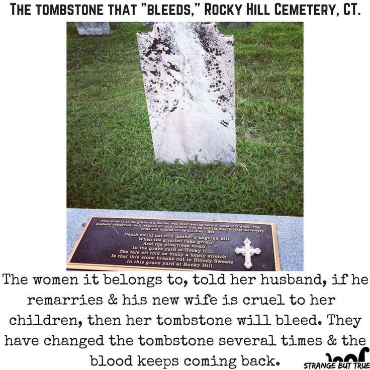 Mystery of a Gravestone