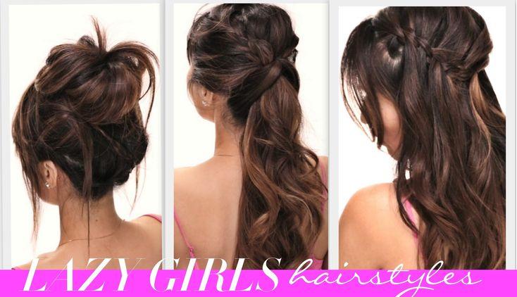 Cool Girl Frisur Für Mittlere Haar Der Cool-Mädchen-Frisur Für Mittlere Haar …