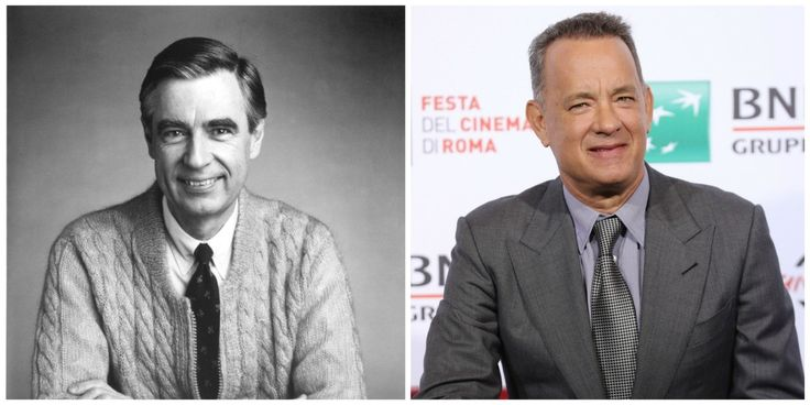 Tom Hanks Is Playing Mr. Rogers In Upcoming Movie, 'You Are My Friend'