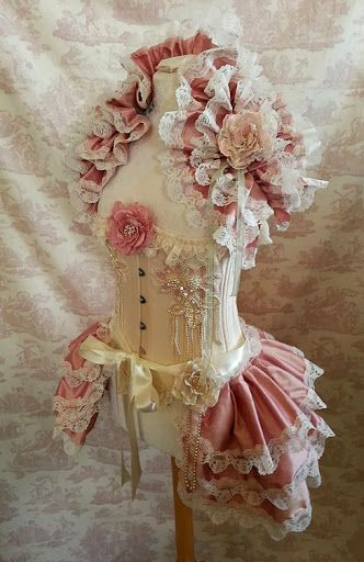 Imagine wearing this - I can't
