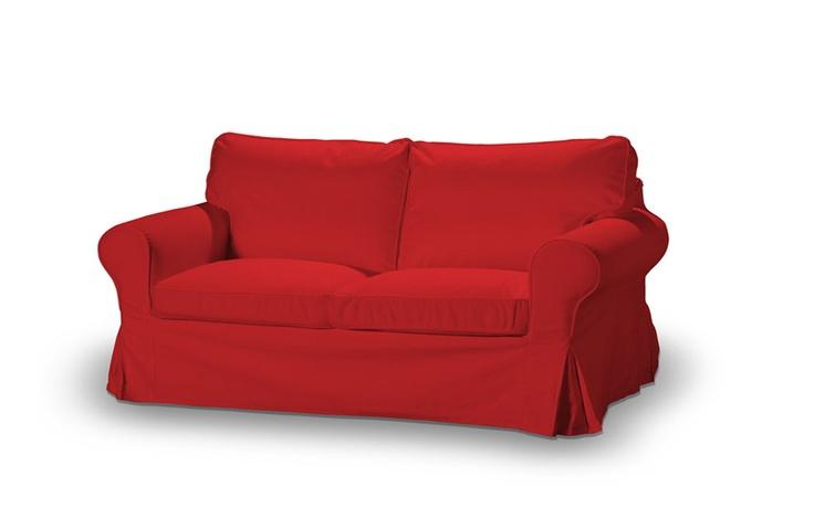 Ikea Ektorp 2 Seat Sofa Brussels Red Savemysofa Com