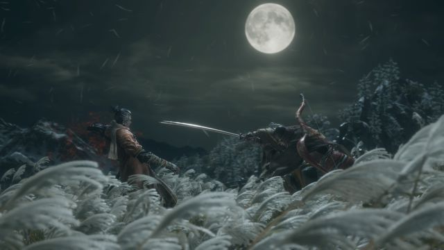Sekiro Shadows Die Twice Review Gaming News Entertainment Shadow Katana Screen Shot