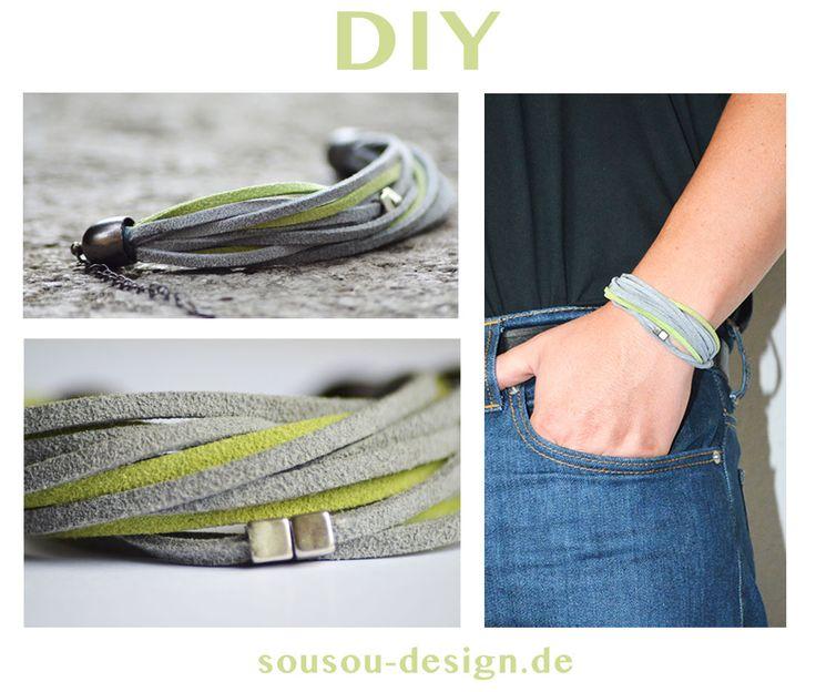 great DIY necklace for men!