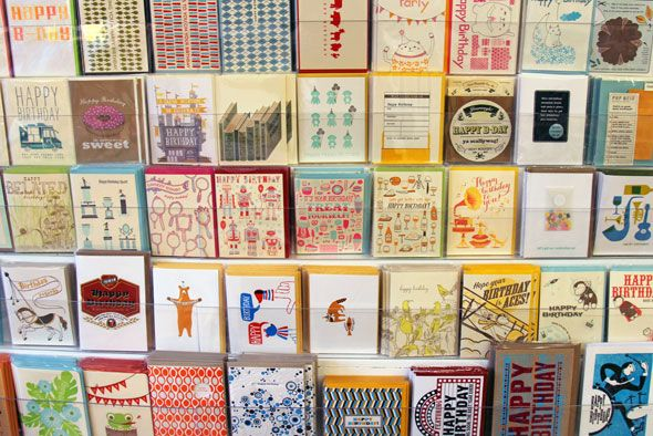 The Best Stores to Buy Greeting Cards in Toronto