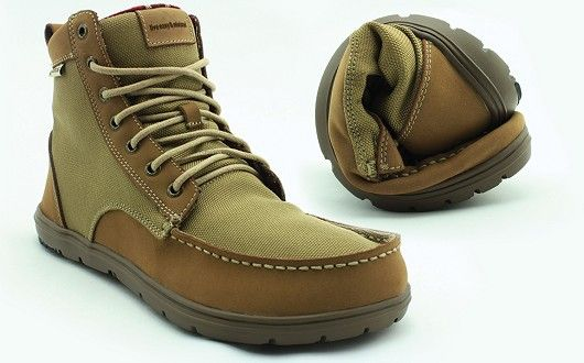 Lems Hiking Boots Are Eco-Friendly, Lightweight and Completely Collapsible