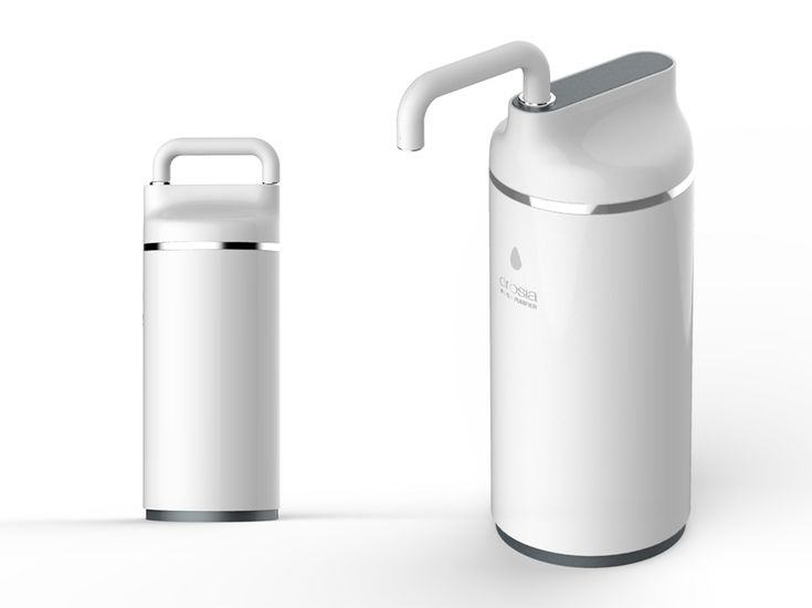 Borim Design Altwell Mini Water Purifier Water Purifier Water Bottle Design Purifier