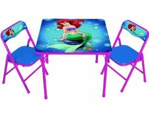 Scintillating Little Mermaid Table Set Contemporary - Best Image ...