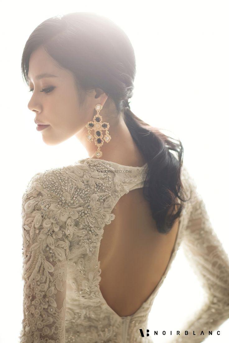 Korea Pre Wedding Photoshoot Review by WeddingRitz.com » Noir Blanc's 2015 Pre-wedding New sample artbook photos in korea.
