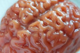 Image result for jello brain mold