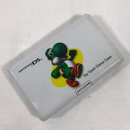 My Yoshi Game Case Nintendo DS Lite White Holds Six 6 Cartridge Video Game Set
