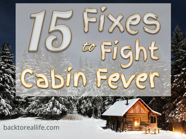 With winter right around the corner, prepare yourself for long, cold nights with these 15 tips.
