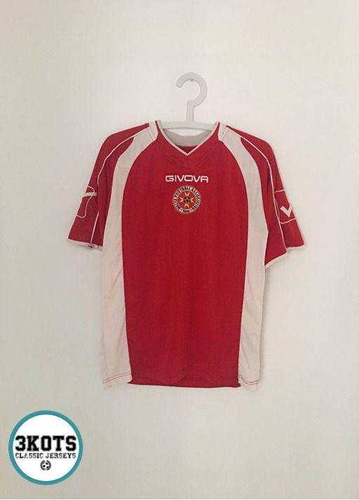 df2d0659510 MALTA 2012 Football Training Shirt (S) Soccer Jersey GIVOVA Rare Maglia  Vintage  Givova  Jerseys