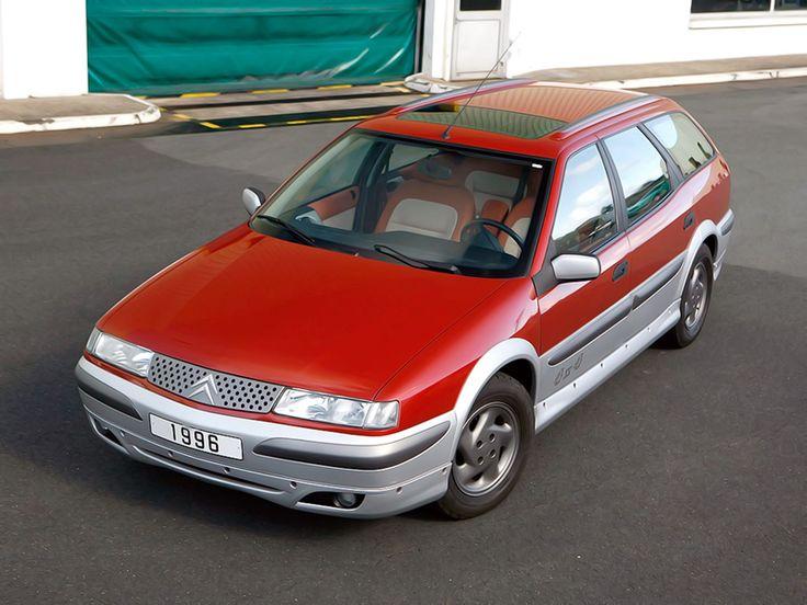 CitröPasado: Citroën Xantia Buffalo 1996 | Noticias Citroën - CitroNöticias