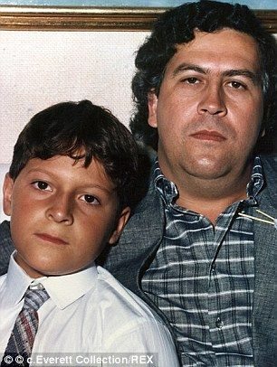 Pablo Escobar's son Sebastian Marroquin reveals the fear of his ...