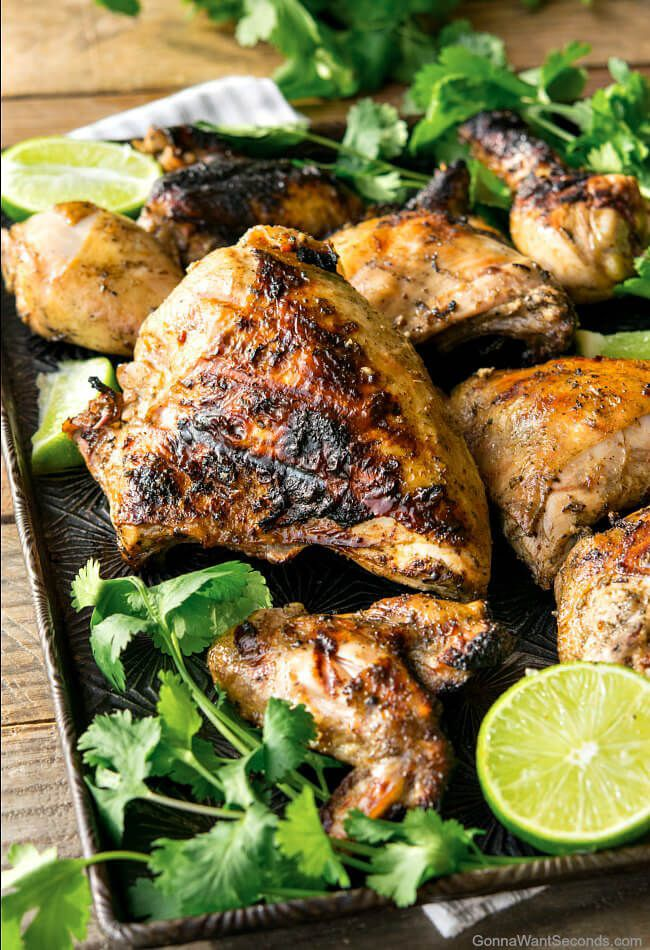 Put a Mexican spin on your grilled chicken with this Pollo Asado recipe. Smoky, spicy, tangy and tasty, this dish has it all, and your backyard BBQs will be the most popular ones on the block! While you may not be able to translate all the items on a Mexican restaurant menu, I suspect you …