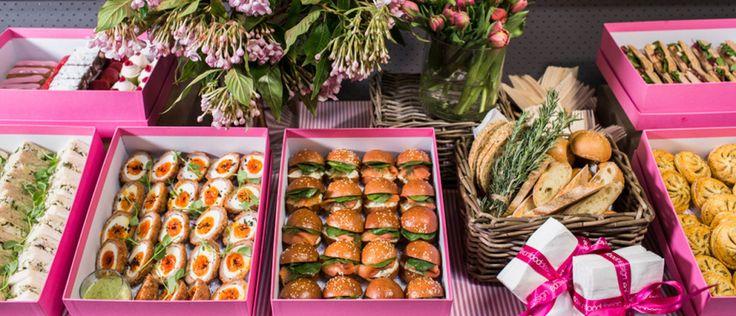 Melbourne Cup Carnival - Ed Dixon Food Design