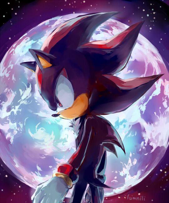 Shadow the Hedgehog's 15th year anniversary