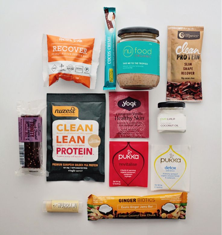 April Well-Being Box - Rich Nutrients