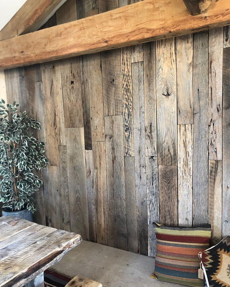 Ufp Edge 1 In X 8 In X 8 Ft Barn Wood Light Brown Shiplap Pine Board 6 Pack 325833 The Home D In 2020 Interior Cladding Wood Cladding Interior Oak Cladding