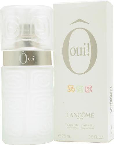 Oui By Lancome For Women. Eau De Toilette Spray 2.5 Oz.