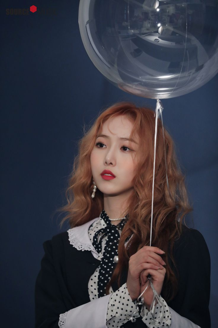 GFRIEND : SinB Shooting : The time for the moon nigth