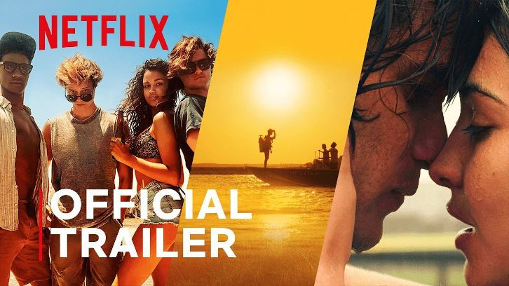 Outer Banks First Look Promo Best Shows On Netflix Official Trailer Netflix