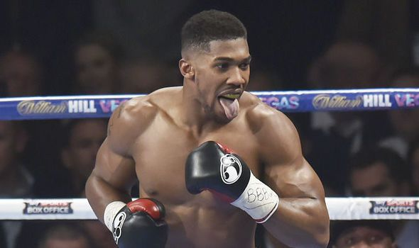 Eddie Hearn: Anthony Joshua world title shot against Charles Martin is 'too early'