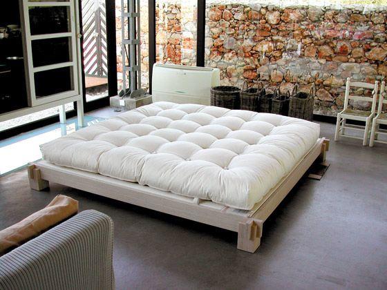 M s de 25 ideas incre bles sobre cama japonesa en - Comprar futon japones ...
