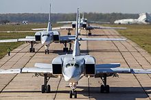 Tupolev Tu-22M - Wikipedia, the free encyclopedia